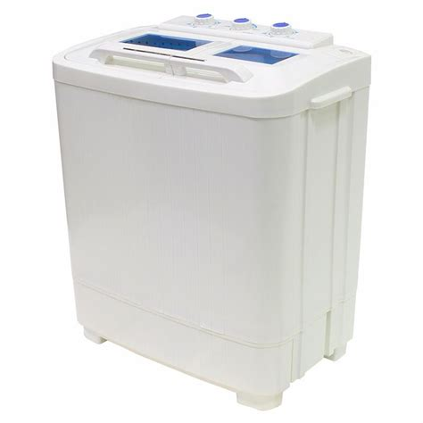 Mini Washer Machines Compact Portable 8  9LB Washing Spin