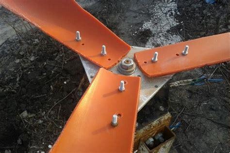 Как соорудить лопасти для ветрогенератора своими руками примеры самостоятельного изготовления лопастей для ветряка