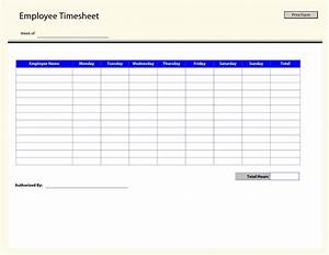 printable time sheets free printable employee timesheets With multiple employee timesheet template free
