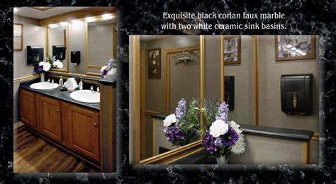 executive restroom trailers  regency  callahead