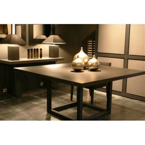table salle manger carree design