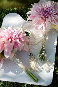 Pink dahlia wedding bouquets! #wedding #inspiration ...