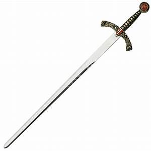 Intricate Knight's Sword - MC-SW-374 by Medieval Collectibles