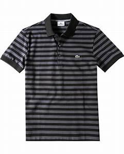 Polo Shirt Schwarz : lacoste herren herren lacoste polo shirt schwarz gestreift gestreift klassisch sportiv trendig ~ Yasmunasinghe.com Haus und Dekorationen