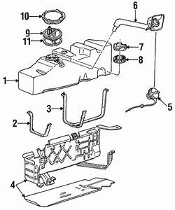 Fuel System Components For 1995 Ford Ranger