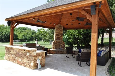 Wood Patio Awning Pictures