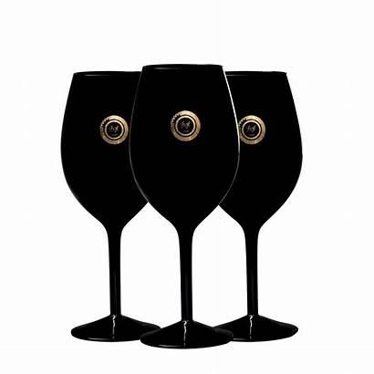 Schwarz Weinglas Gourmet Fh Ansichten Mehr