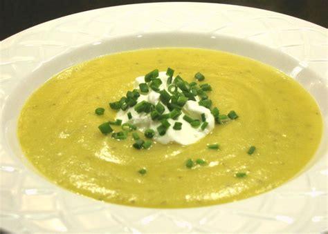 soupe poireaux pommes de terre recettes cookeo