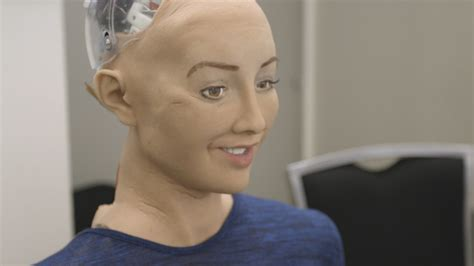 The Introduction Of Sophia The Robot
