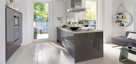 Moderne Graue Küchen  Vielseitig Und Elegant  Möbel Kraft