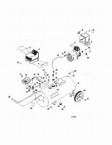 Craftsman 919165120 Air Compressor Parts