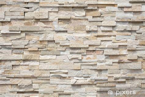 vinilo pixerstick la textura de las paredes de piedra