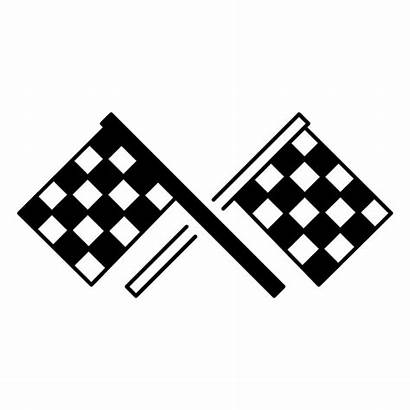 Racing Flags Winner Transparent Svg Vector Shirt