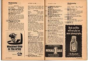 Ep  5 Tv Guide 1969