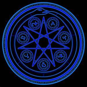 Magic Circle by Vylen on DeviantArt