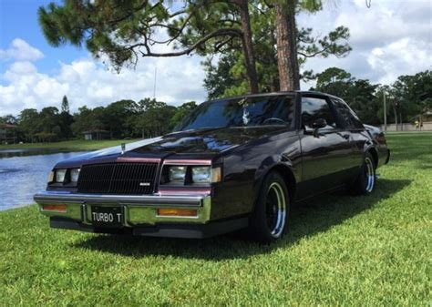 Buick Turbo T by 1987 Buick Regal Turbo T T Type For Sale Photos