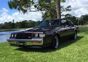 1987 Buick Regal Turbo T T-type