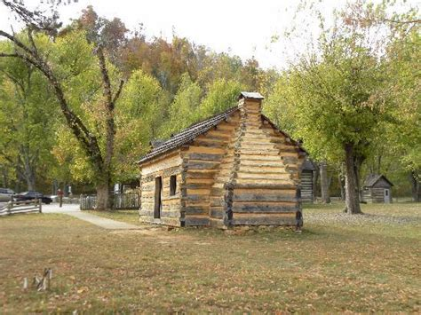 Abraham Lincoln Boyhood Home At Knob Creek Hodgenville