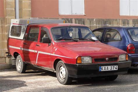 Dacia Pick-up 1307 Double Cab