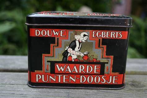 Douwe Egberts Punten Bewaarblik by Blikken Www Rommel Rijkdom Nl