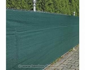 Garten Sichtschutz Günstig : zaunblende gr n mit 180x500cm hier g nstig bestellen ~ Indierocktalk.com Haus und Dekorationen