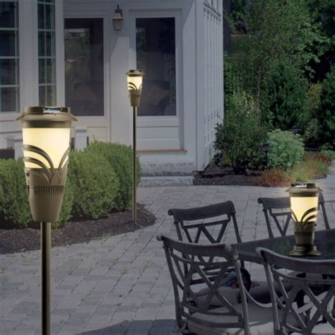 Backyard Mosquito Reviews by Thermacell Mosquito Repellent Backyard Torch 12 Hrs Mr Ka
