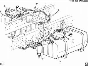 Chevy Kodiak 6500 Wiring Diagrams : 2004 2009 topkick kodiak t6500 t8500 fuel lines rear lh ~ A.2002-acura-tl-radio.info Haus und Dekorationen