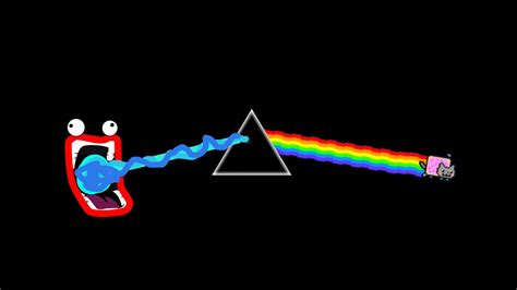 Nyan Cat Wallpaper Animated - animated nyan cat desktop wallpaper secondtofirst
