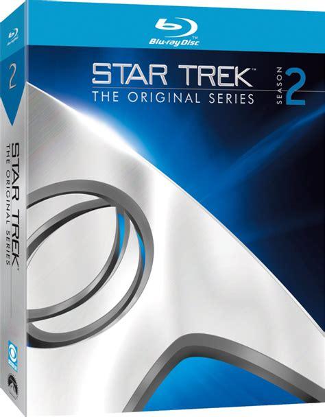 star trek  original series remastered season  blu ray