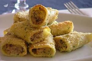 Ricetta Paccheri ripieni al tonno Le ricette dello spicchio d'aglio