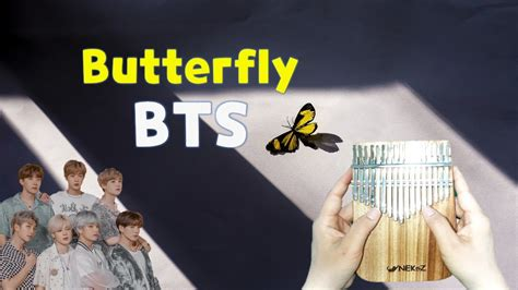 They can be either free or costly. Butterfly BTS kalimba number tabs music sheet - YouTube