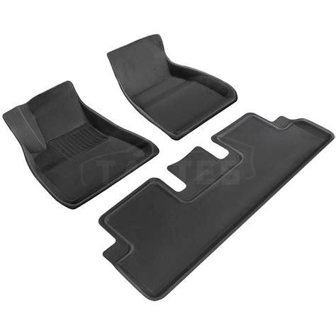 Get Tesla 3D Floor Mats Images
