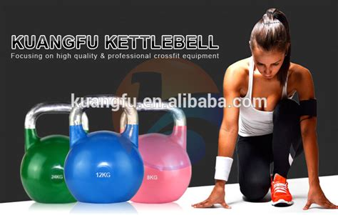 kettlebell competition 20kg precision gym engraved custom wholesale