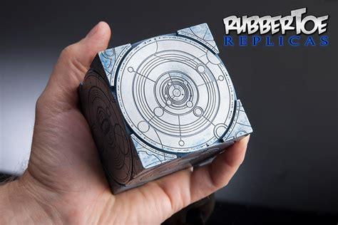 siege gode tardis siege mode cube prop mightymega