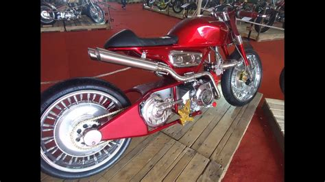 Modifikasi Cafe Racer Matic by Matic Modifikasi Honda Beat Custom Cafe Racer