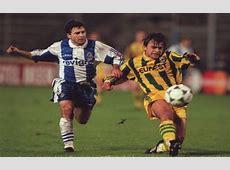 Champions League oneseason wonders Nantes 19951996