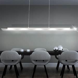 Table A Manger Led : led verre design lampe suspension salon salle manger luminaire de plafond ebay ~ Melissatoandfro.com Idées de Décoration