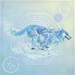 Elemental Wolves - Wolves Fan Art (23585244) - Fanpop