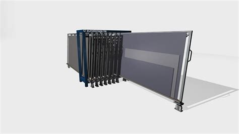 metal sheet rack vertical  video youtube