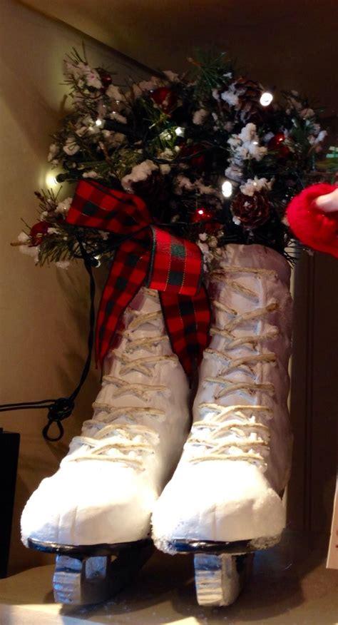 christmas ice skatescracker barrel gift shop cracker