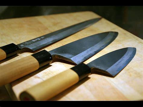 handmade japanese kitchen knives asakusa s kappabashi three shops for the best japanese