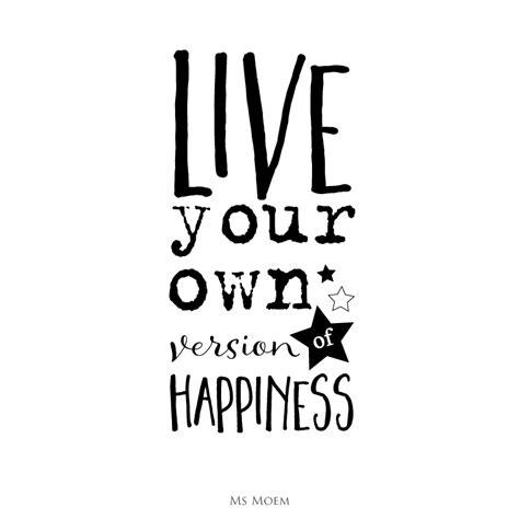 version  happiness ms moem poems life