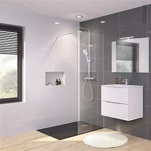 Vitre Douche Italienne : vitre de douche beautiful paroi de douche luitalienne ~ Premium-room.com Idées de Décoration