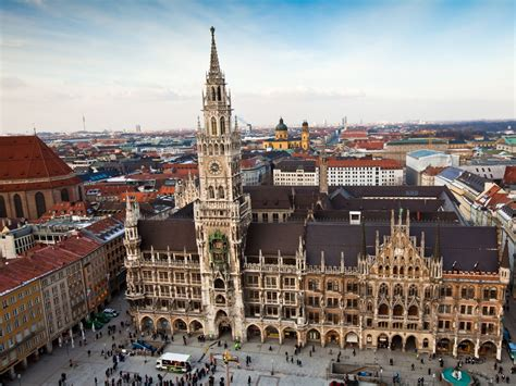 München by T 229 Gresor Till Hamburg Berlin Och St 228 Der I Europa