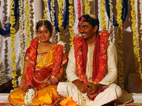 The Blessings Of A Hindu Wedding