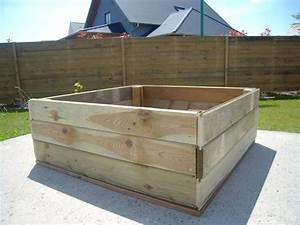 Jardin En Carré : carre de jardin lutin 39 s scrap cook ~ Premium-room.com Idées de Décoration