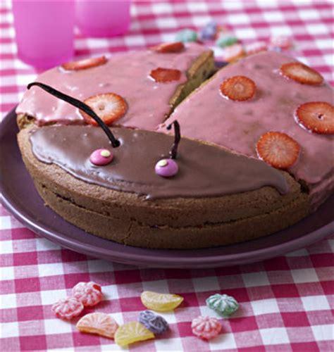 recette de cuisine pour anniversaire gâteau d anniversaire coccinelle les meilleures recettes