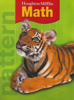 Houghton Mifflin Math Student Book Grade 2 2007 By Houghton Mifflin Harcourt, Paperback