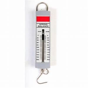 Metric Spring Scale
