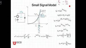 L4 3 3 1small Signal Model Linearizing Diode